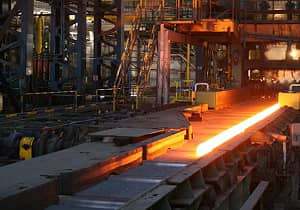 مدیر عامل گروه ملی صنعتی فولاد ایران خبر داد:جهش تولید محصولات فولادی در شرکت گروه ملی صنعتی فولاد ایران