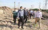 شهردار اهواز تاکید کرد:تسریع در اجرای پروژه های دفع آبهای سطحی