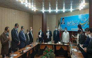 ترکیب هیات رییسه شورای شهر اهواز مشخص شد